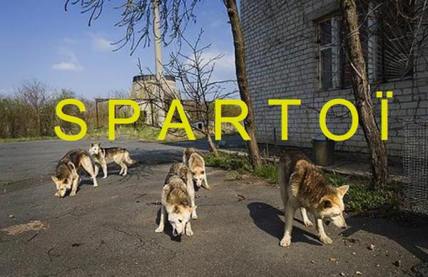 Spartoï, Une Pièce Mythologique