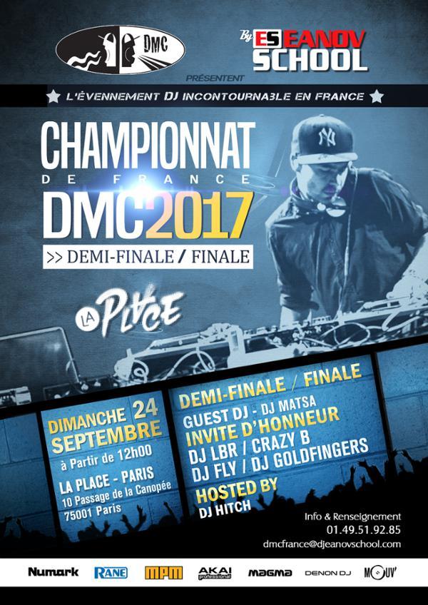 Championnat de France DMC