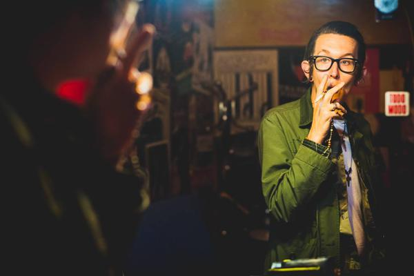 MICAH P. HINSON AND THE HOLY STRANGERS