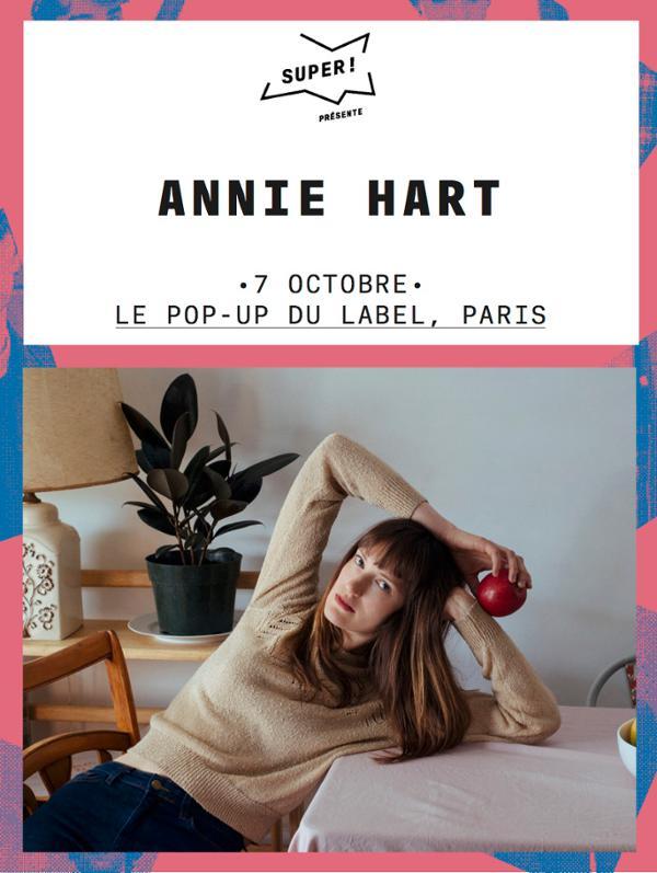 Annie Hart (Au Revoir Simone) @ le Popup!