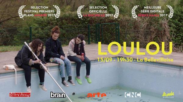 PROJECTION DE LA SERIE LOULOU