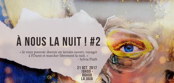 A NOUS LA NUIT #2