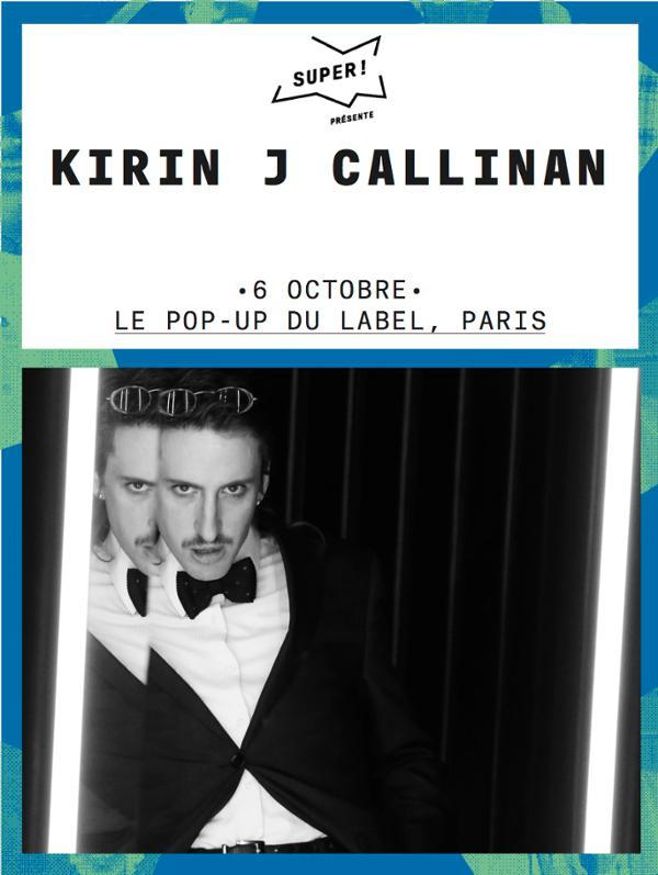 Kirin J Callinan @ Popup!