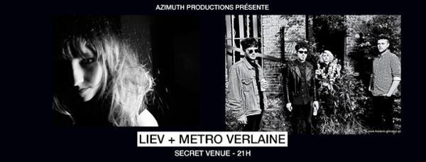 Liev + Metro Verlaine / Paris (lieu secret)