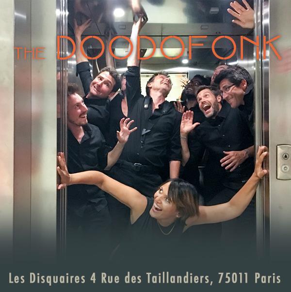 Vendredi funk : Doodofonk + DJ Brackos