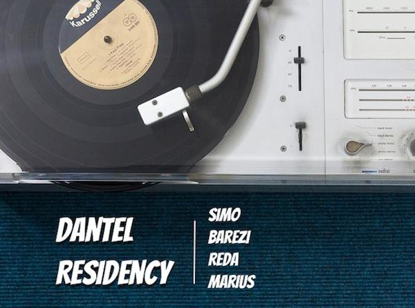 APEROBOAT # DANTEL RECORDS