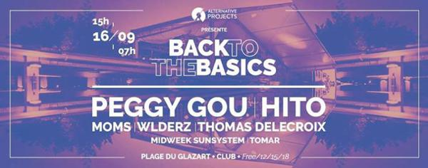 Back to the basics W/ Peggy Gou, Hito & more