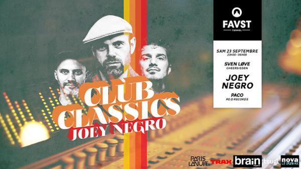 Faust : Joey Negro, Sven Løve & Paco
