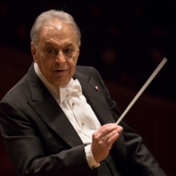 Israel Philharmonic Orchestra / Zubin Mehta - Mahler / CONCERT ANNULE