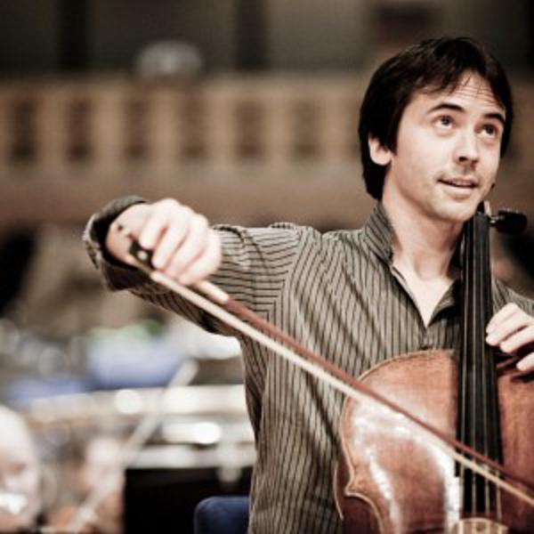 Orchestre de Paris / Sir Roger Norrington - Jean-Guihen Queyras - Mozart, Dvorák, Elgar