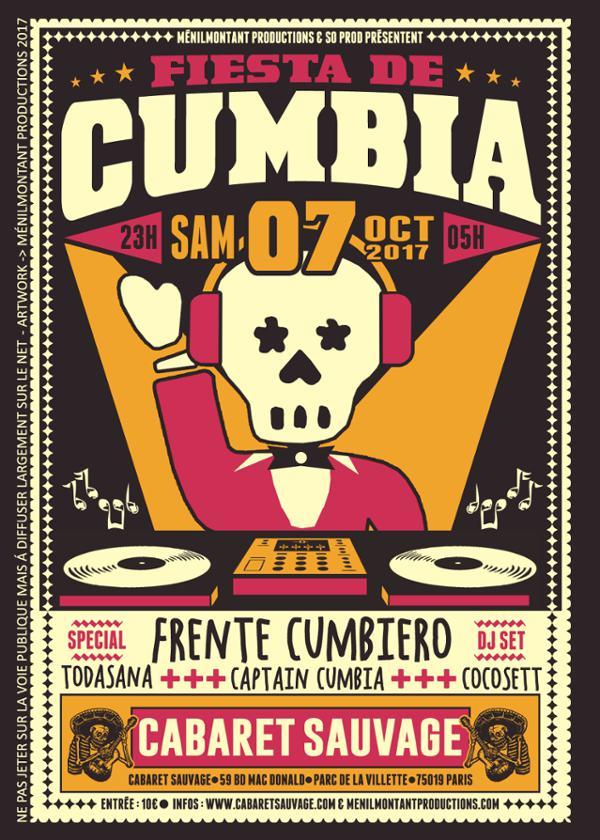 FIESTA DE CUMBIA Special Frente Cumbiero Dj Set