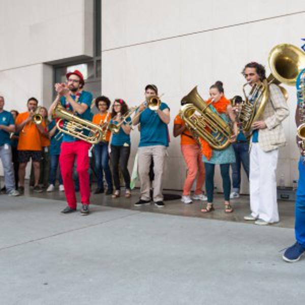 Fanfares / Amateurs des ateliers de la Philharmonie de Paris
