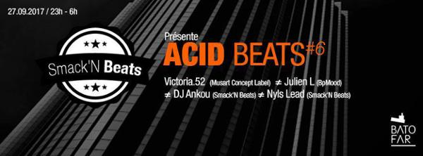 ACID BEATS #6 by Smack'N Beats