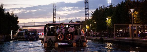 CROISIÈRE MUSICALE : CANAL'CADE