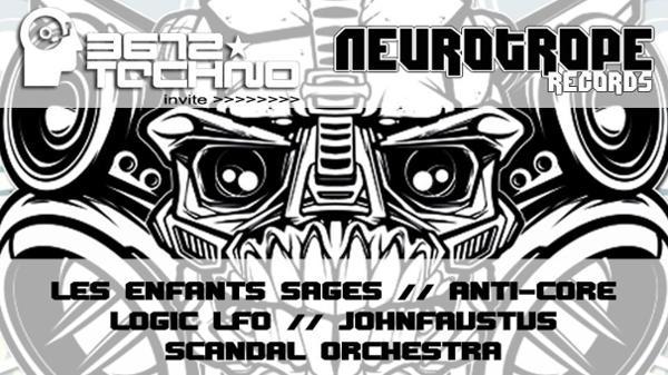 3672*techno invite Neurotrope rec. (100%lives Acidcore)