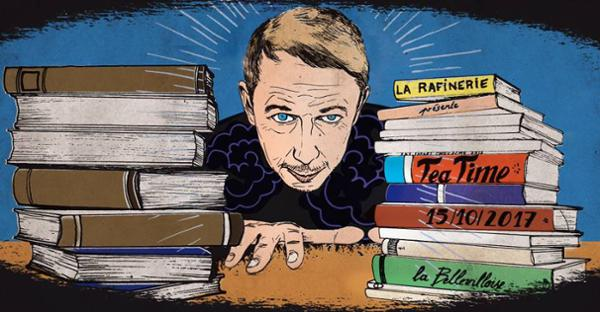 TEA TIME BY GILLES PETERSON : LE MARATHON