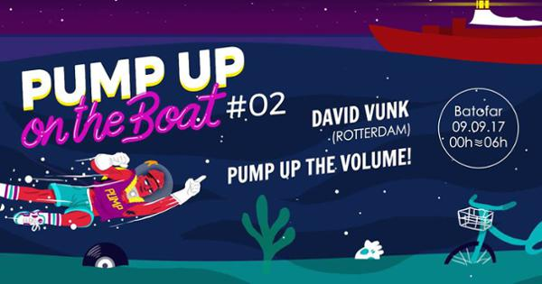 Pump Up On The Boat #02