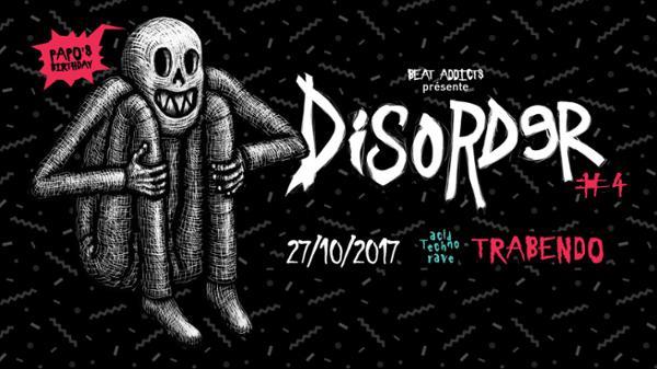 Disorder Sevenum Six + Vikkei vs Acid Division + Enko + Epidemie