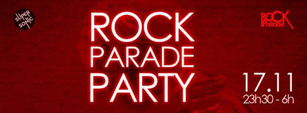 Rock Parade Party