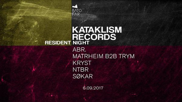 KTK Records 005 : Resident Night