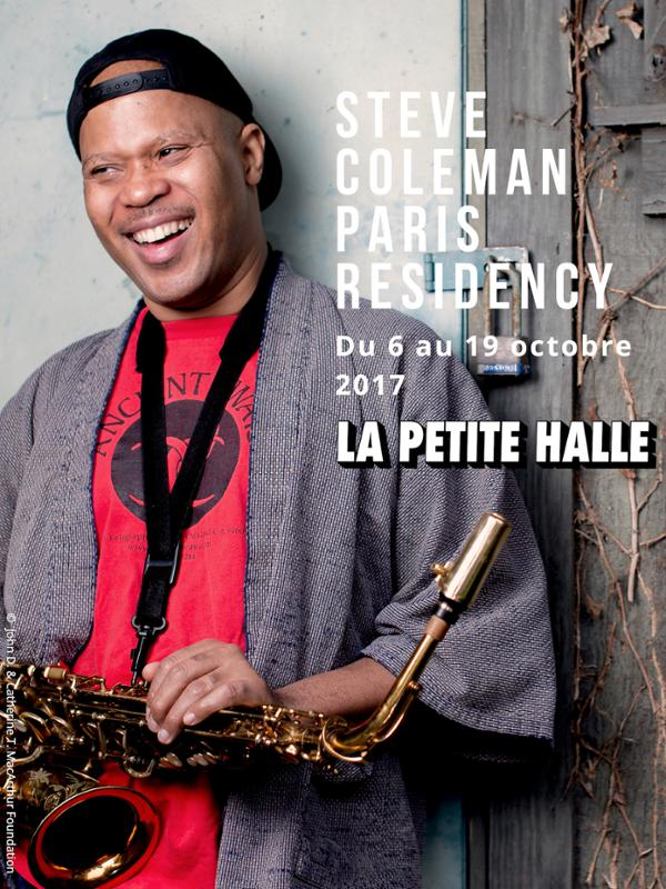 STEVE COLEMAN & FIVE ELEMENTS + Reggie Washington Trio Tree