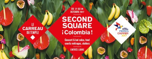 SECOND SQUARE ¡ COLOMBIA !