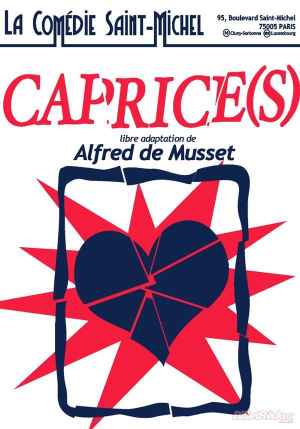 Caprice(s) de Musset