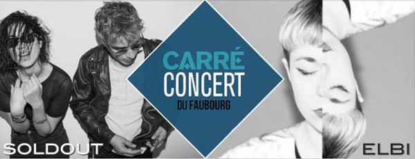 CARRÉ-CONCERT DU FAUBOURG #9