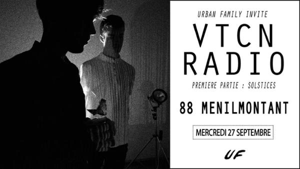 88 MENILMONTANT : VTCN RADIO