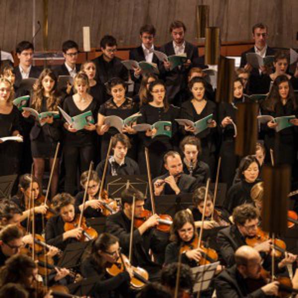 Chants Slaves / Chœurs et orchestres des Grandes Écoles - Louise Müller-Monod