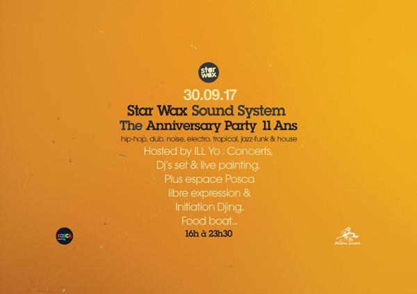 STAR WAX 11 Ans