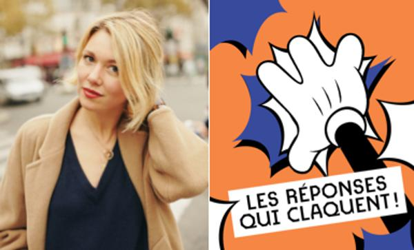 La réponse qui claque... Avec Lauren Bastide !