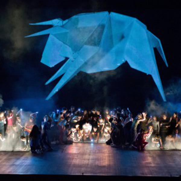 Le Monstre du labyrinthe / Orchestre de chambre de Paris - Quentin Hindley - Jonathan Dove