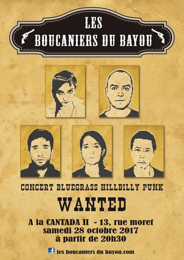 Les Boucaniers Du Bayou