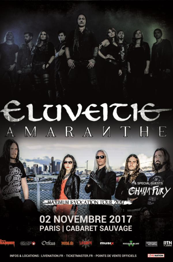 Eluveitie & Amaranthe