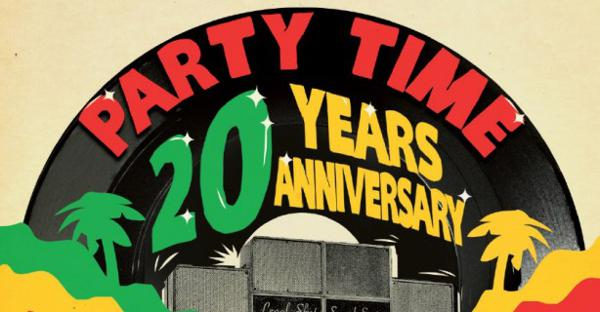 Party Time 20 Years Anniversary