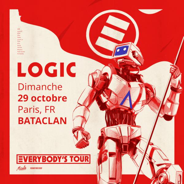LOGIC au Bataclan - Everybody's Tour