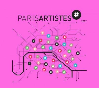 PARISARTISTES # 2017