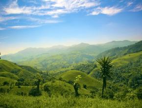Costa Rica, forte nature !
