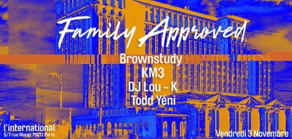 Family Approved #5 : From Detroit to Paris