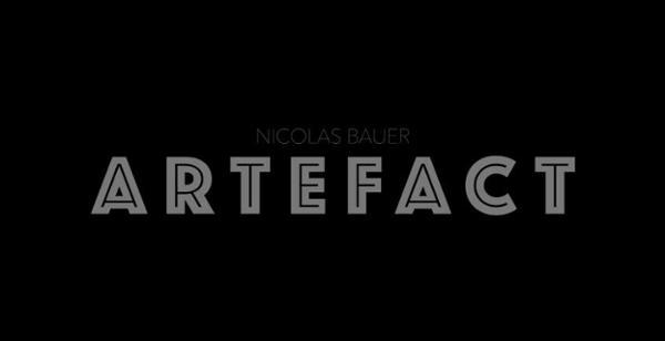 NICOLAS BAUER ARTEFACT