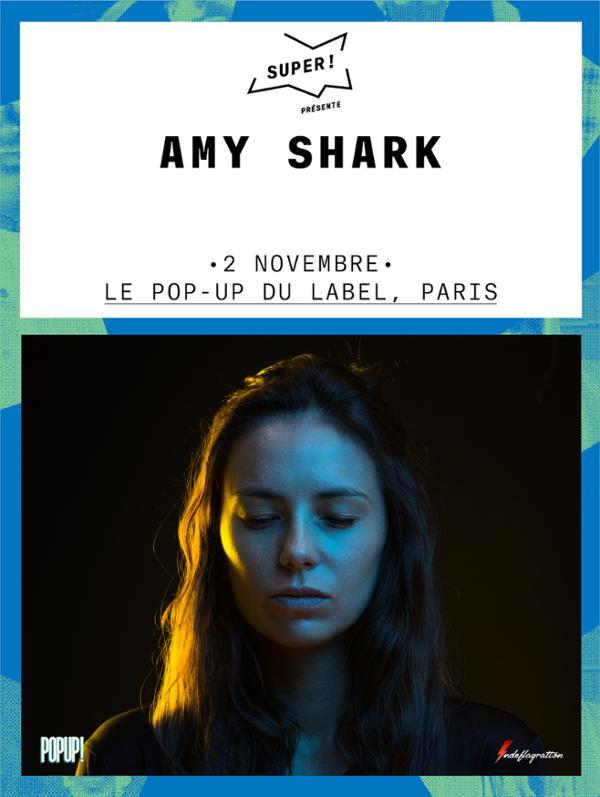 Amy Shark @ POPUP!