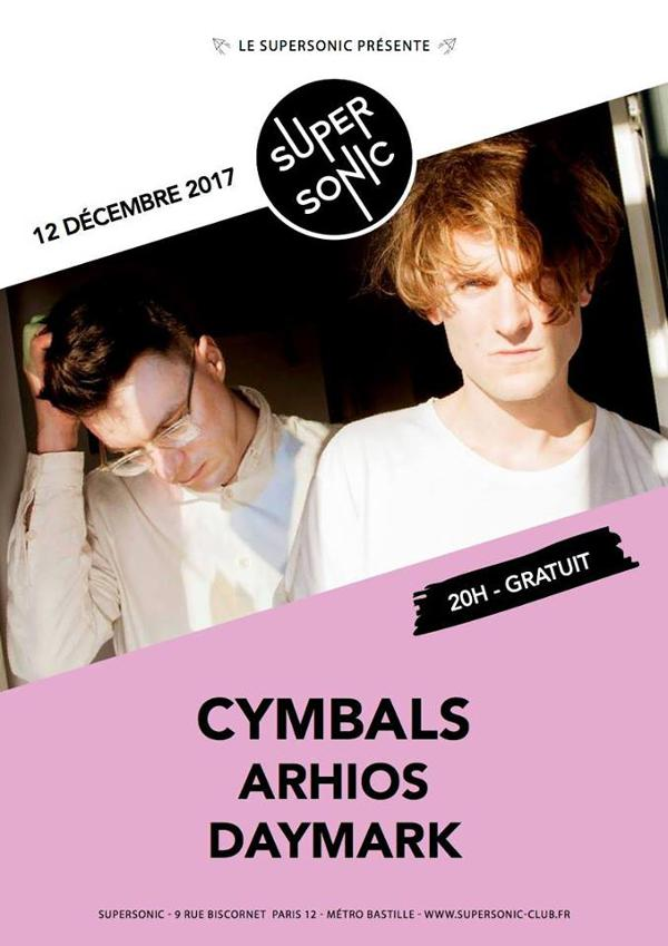 Cymbals (Tough Love) • Arhios • Daymark / Supersonic - Free
