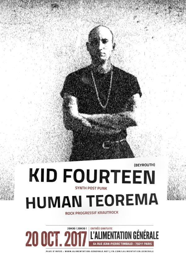 Kid Fourteen / Human Teorema