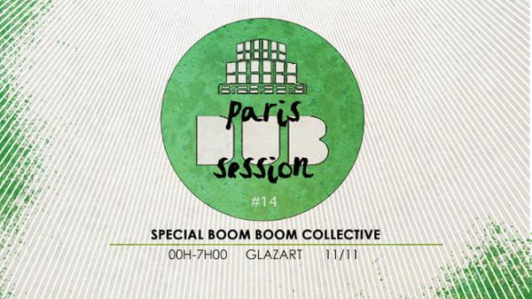 Paris Dub Session #14 BoomBoom Collective & Friends