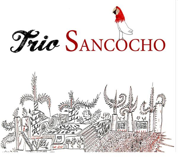 CAFE-CONCERT : TRIO SANCOCHO