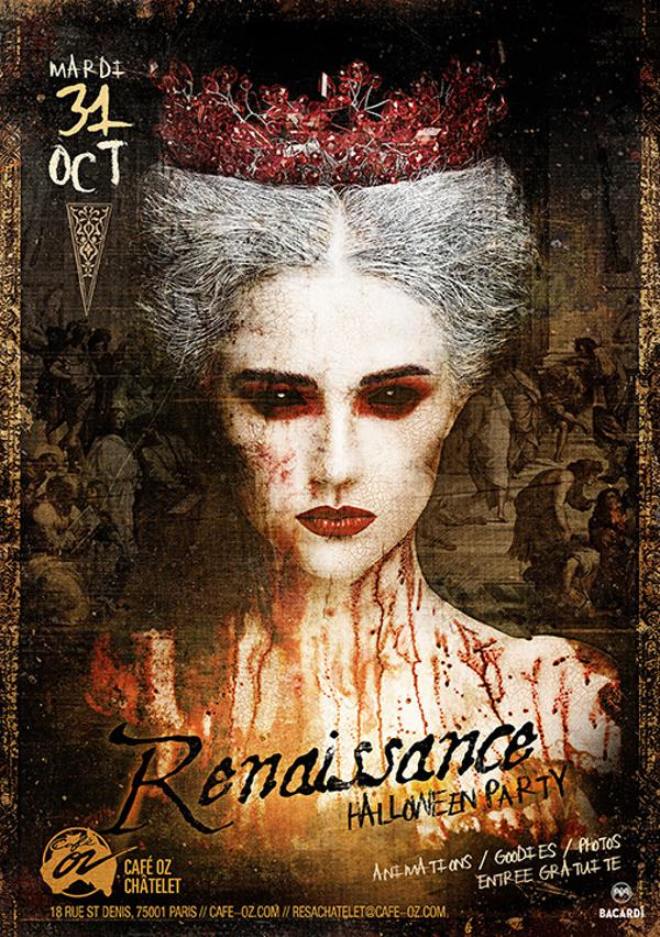 Renaissance // Halloween Party