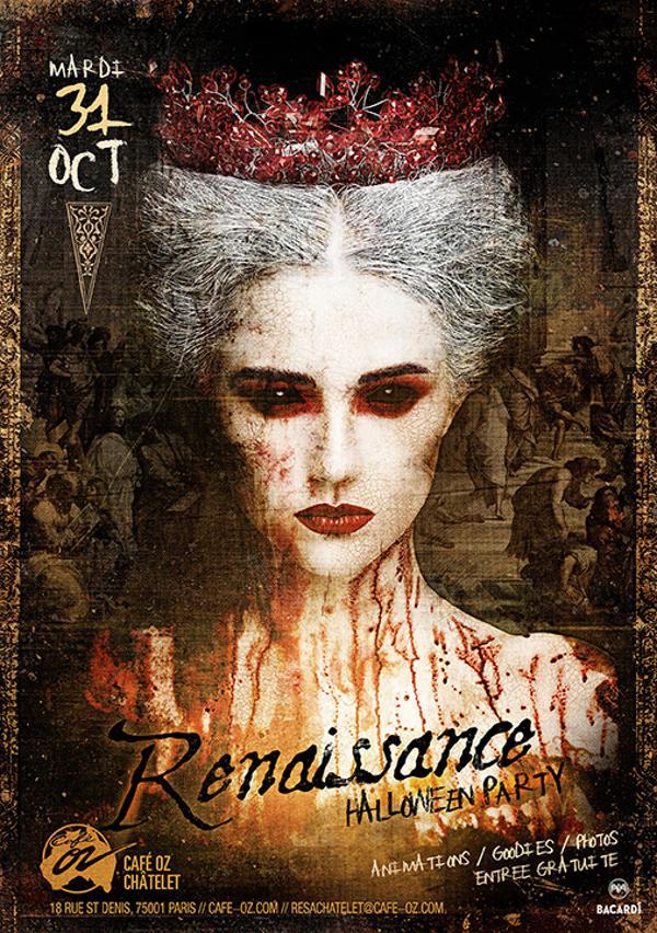 Renaissance // Halloween Party