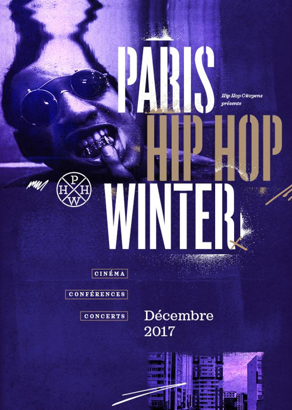 PARIS HIP HOP WINTER 2017 : AJ TRACEY + GRACY HOPKINS