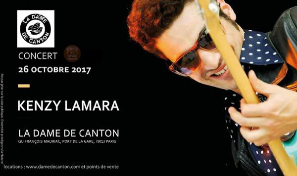 Concert ; Kenzy Lamara